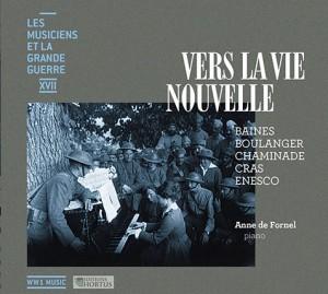 Chaminade - Baines - enesco - Boulanger - cras par Anne de Fornel