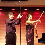 Winston Choi - MingHuan Xu, saluant le compositeur