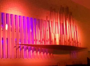 L'orgue de la Philharmonie de Paris
