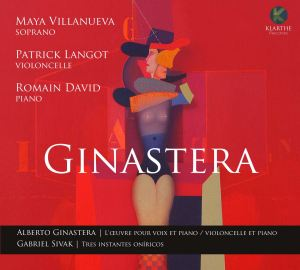 Alberto Ginastera - Klarthe