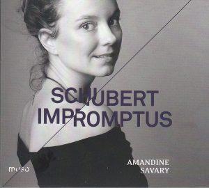 Amandine Savary - Schubert - Muso