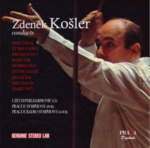 Tribute to Zdenek Kostler
