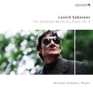 Leonid Sabaneïev par Michaël Shäfer