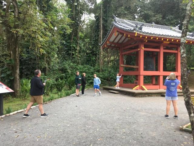 Oahu buddhist temple.
