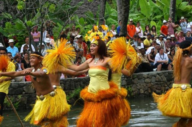 Polynesian Cultural Center Laie