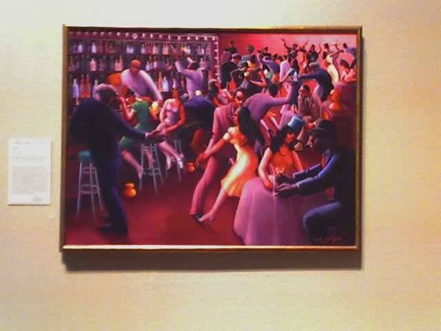 Nightlife by Archibald John Motley Jr