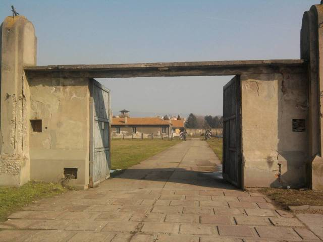 Red Cross Concentration Camp Serbia