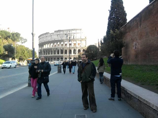Colleseuem in Rome