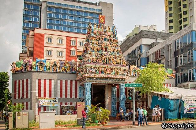 Sri Veerama- Kaliaaman Temple singapore