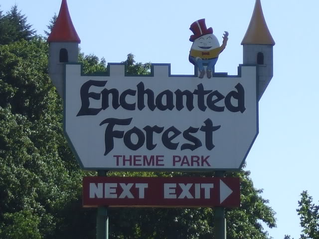 Enchanted Forest Oregon
