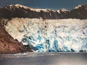 Juneau Mendenhal Glacier