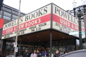 Portland, Oregon Powells