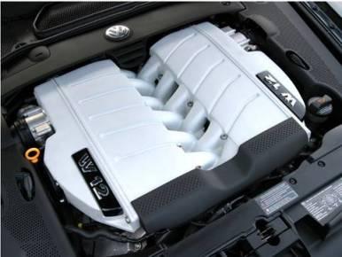 volkswagen w12 engine