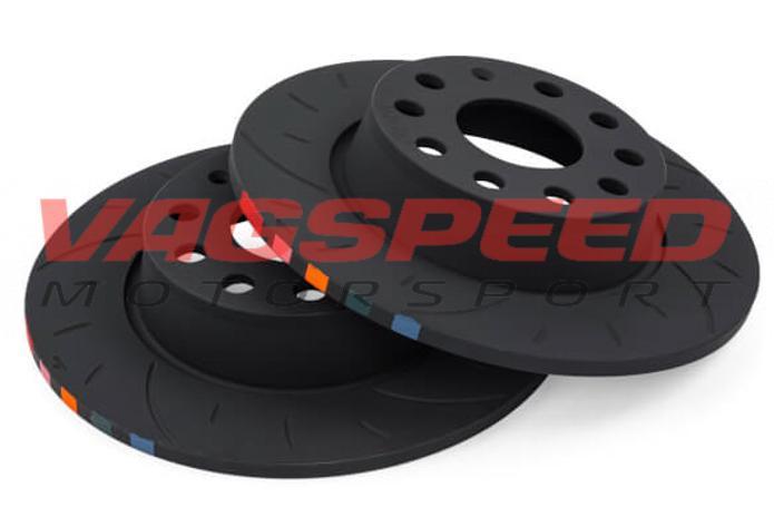 282x10mm Discos de freno traseros APR