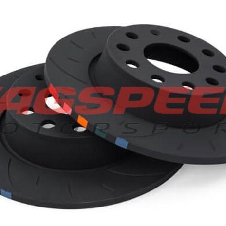 272x10mm Discos de freno traseros APR