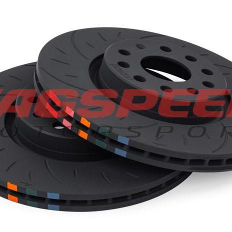 312x25mm Discos de freno delanteros APR