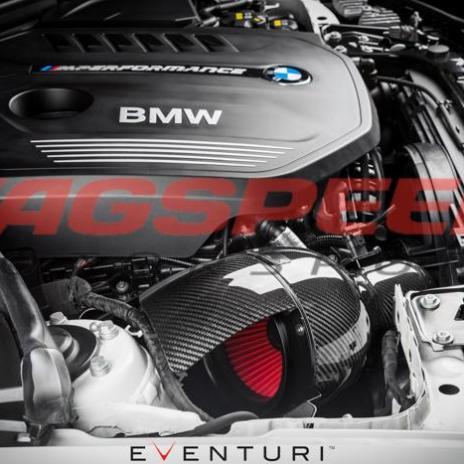 BMW B58 M140i, M240i, M340i – Sistema de admisión de carbono Eventuri