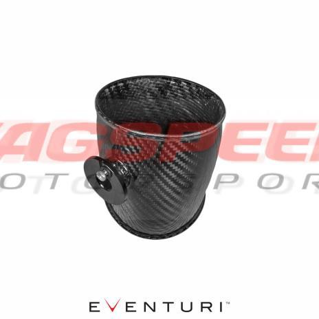 Focus RS MK3 – Sistema de admisión de carbono Eventuri