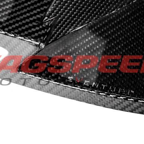 Conducto de admisión de carbono para faro delantero RS3 8VFL