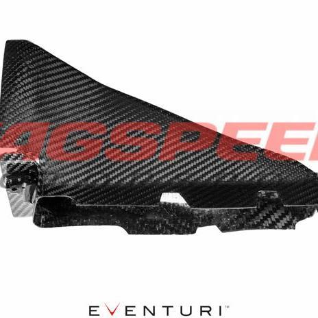 Audi S6 S7 C7 – Sistema de admisión de carbono Eventuri