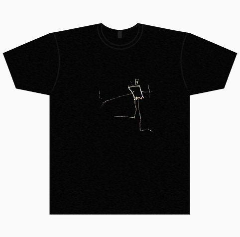 Happy Man T-shirt by Jacob
