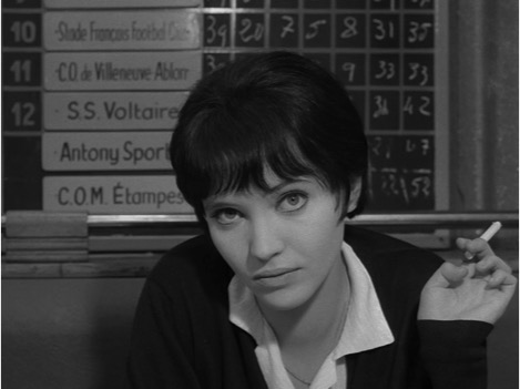 Film Beat: Cafe Scene from Jean-Luc Godard's 'Vivre sa vie' (1962)