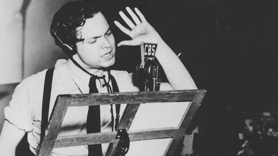 Orson+Welles+Radio