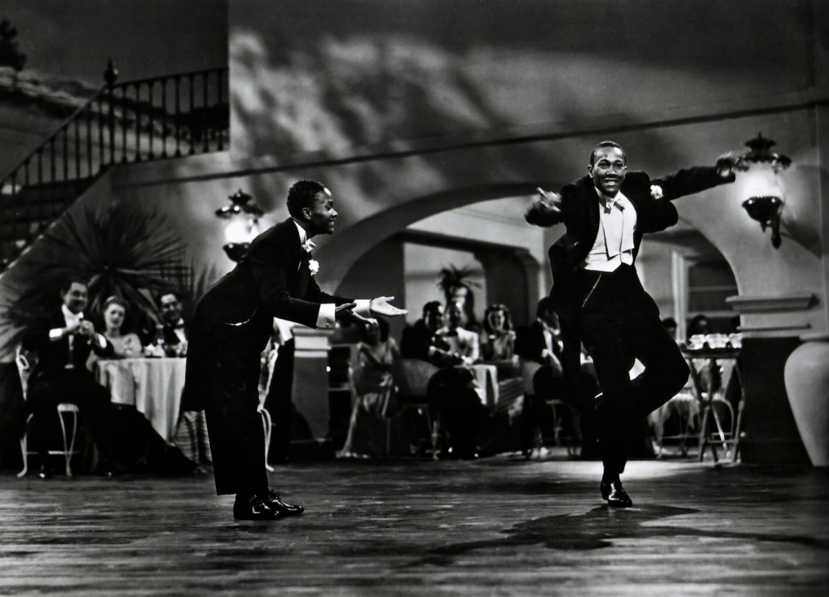Revisiting the Legacy and Style of the Gravity-Defying Nicholas Brothers
