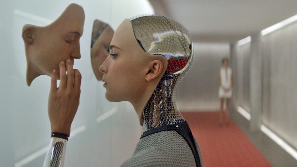 The Original Sin in 'Ex Machina': Ava Is the Origin