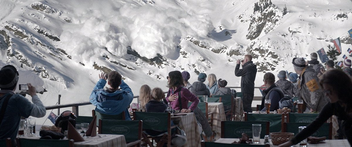 On Ruben Östlund's Dystopian Realities: 'Force Majeure' and 'The Square'