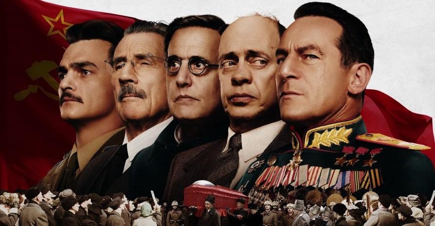Review Armando Iannuccis The Death Of Stalin Vague Visages