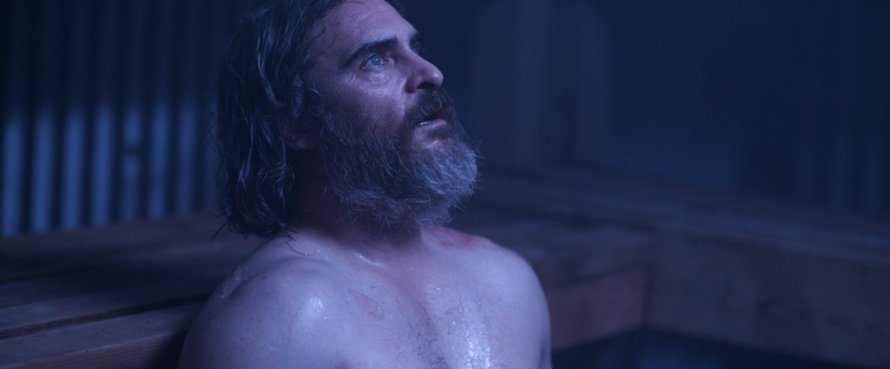 An interview with you were never really here cinematographer tom the sauna scene was especially arresting i love the lighting of the sauna and how other bodies take up the frame the saturated blue light was something ccuart Choice Image
