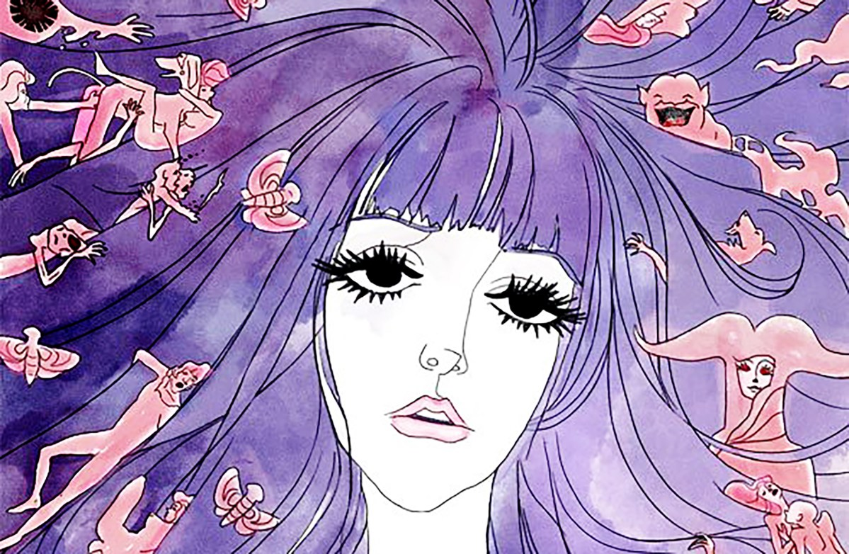 VV Shudder Selects: Marianna Aloisio-Seale on Eiichi Yamamoto's 'Belladonna of Sadness'