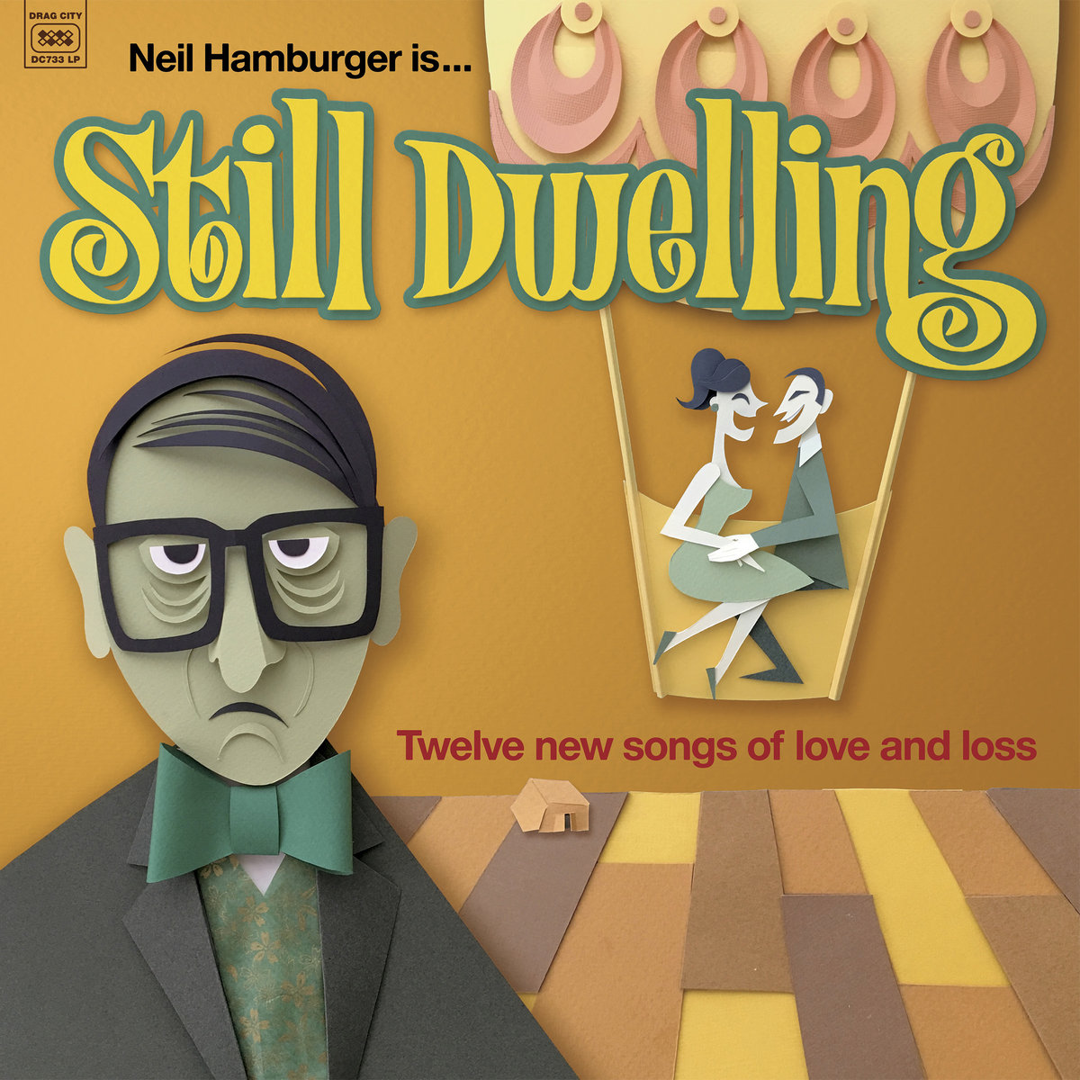Album Review: Neil Hamburger 'Still Dwelling'