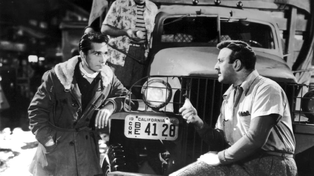 You Reap What You Sow: Jules Dassin's 'Thieves' Highway'