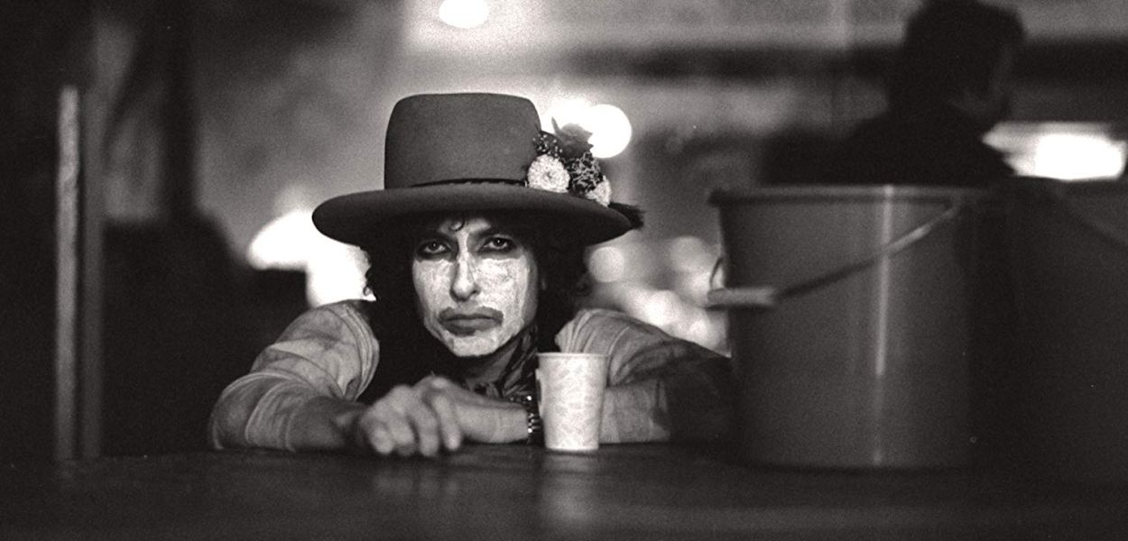 Bob Dylan in Rolling Thunder Revue: A Bob Dylan Story by Martin Scorsese