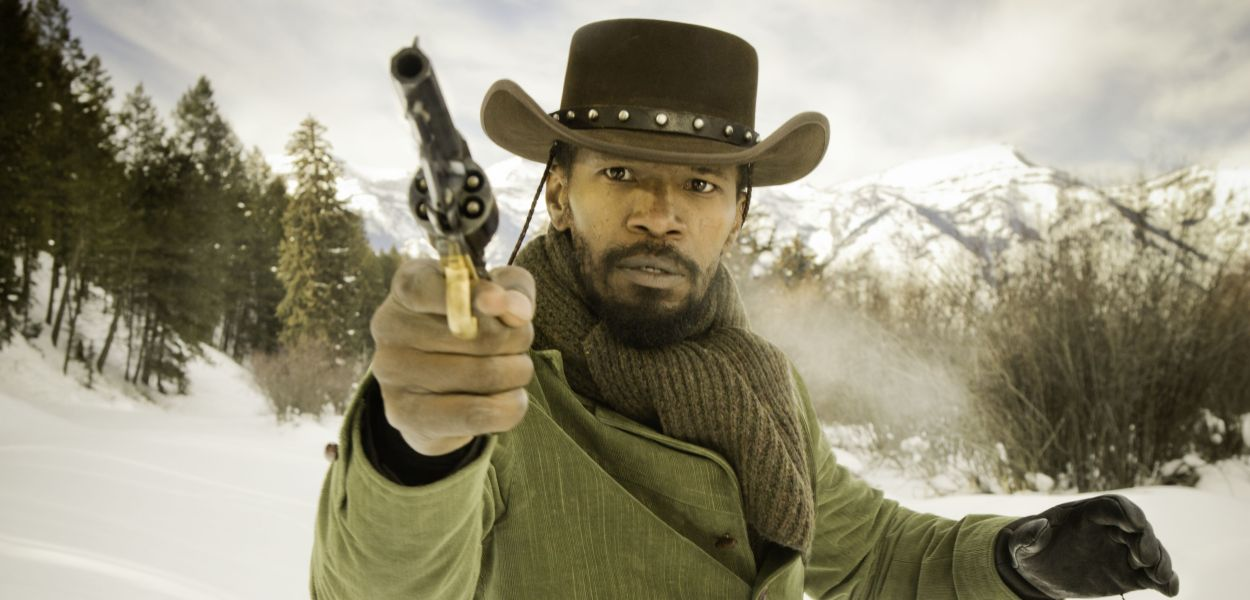Django Unchained Movie Film