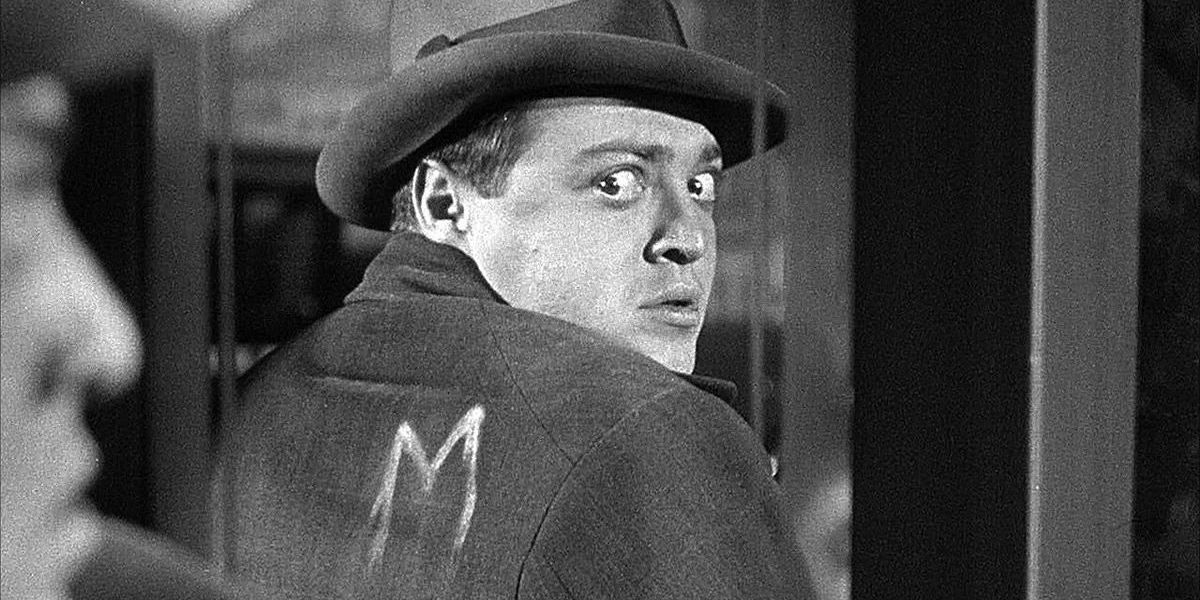 M Movie Film Peter Lorre