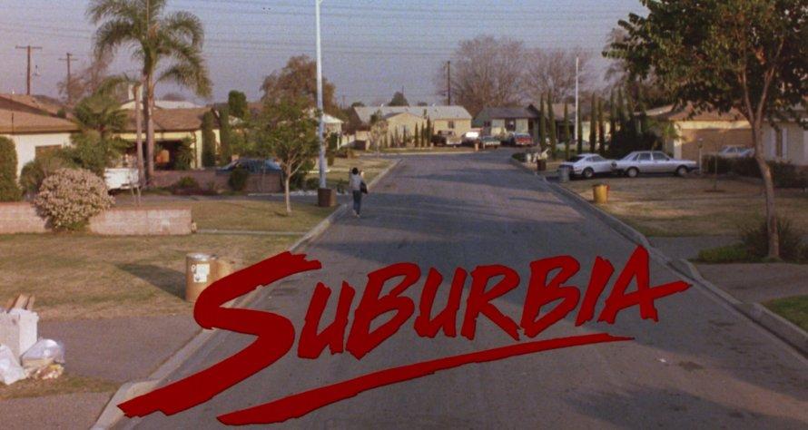 Suburbia Movie Film