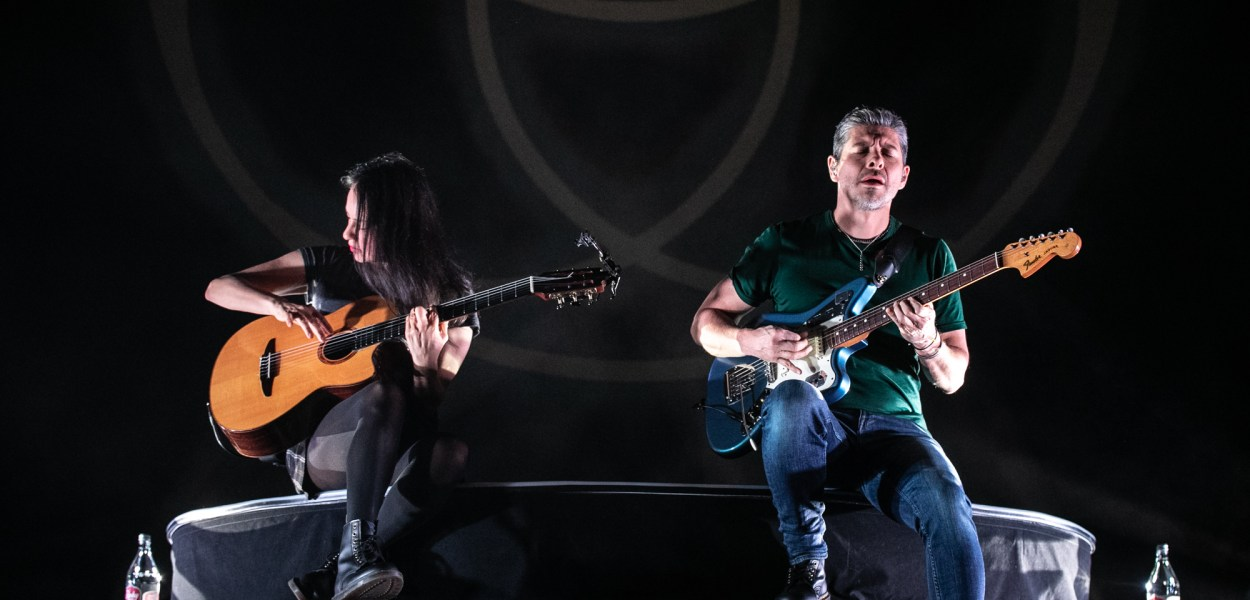 Rodrigo y Gabriela at Minneapolis' State Theatre