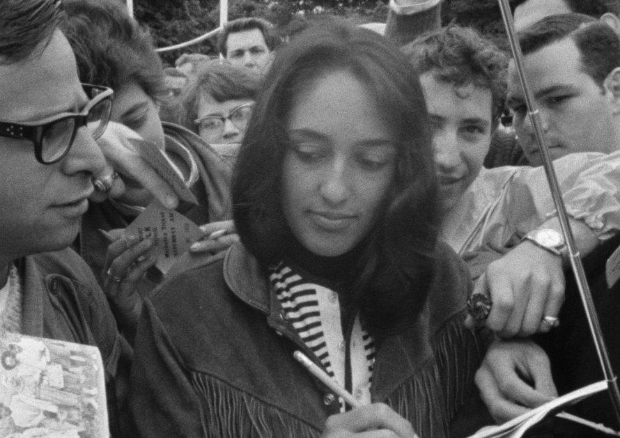 Festival 1967 Documentary - Interview
