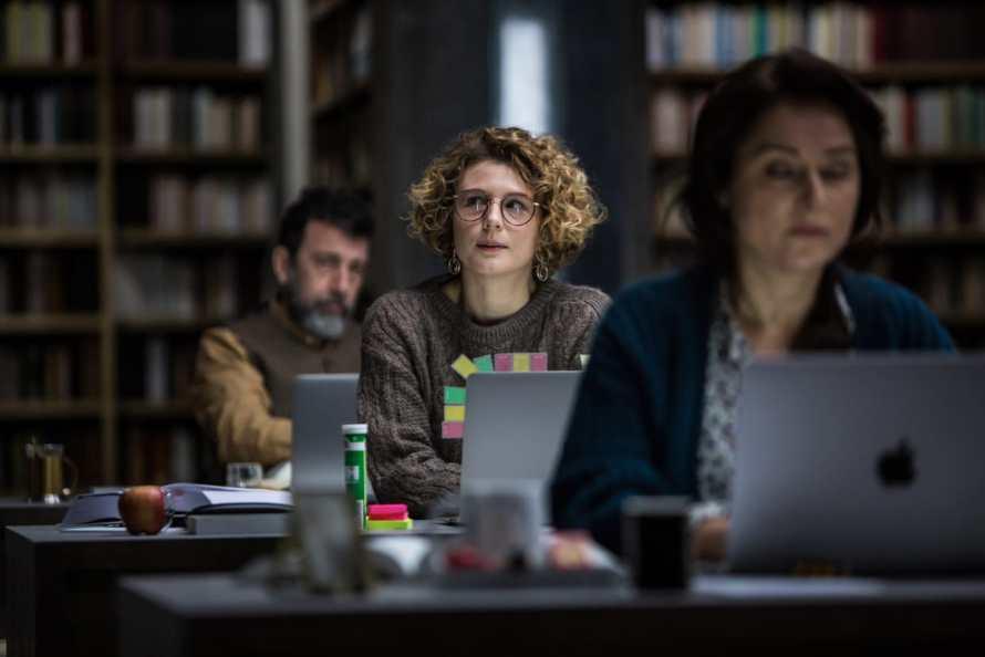 Les traducteurs The Translators Movie Film