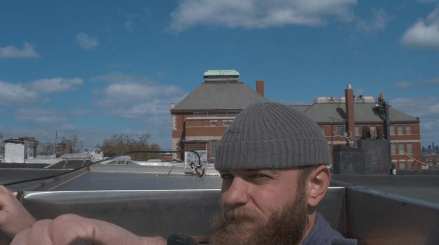 Solitude: Brooklyn, April 2020 - Andrew Brame Short Film