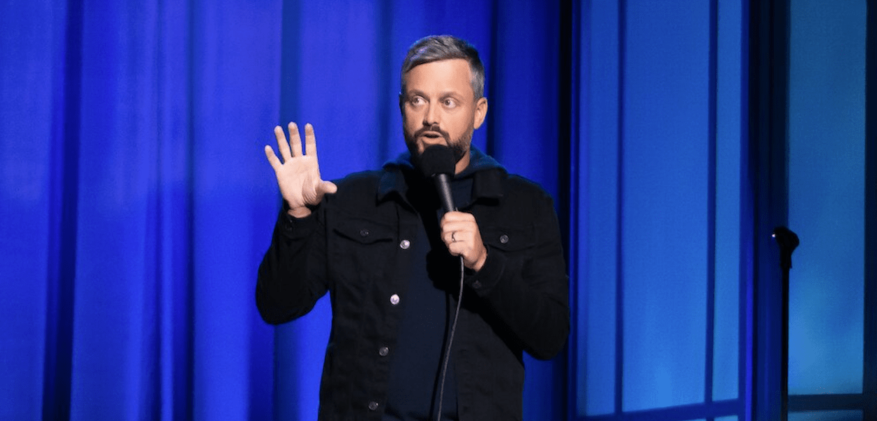 Nate Bargatze: The Greatest Average American - Netflix