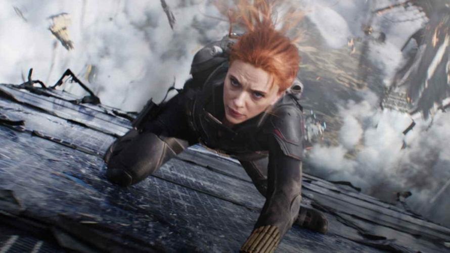 Black Widow Movie Film