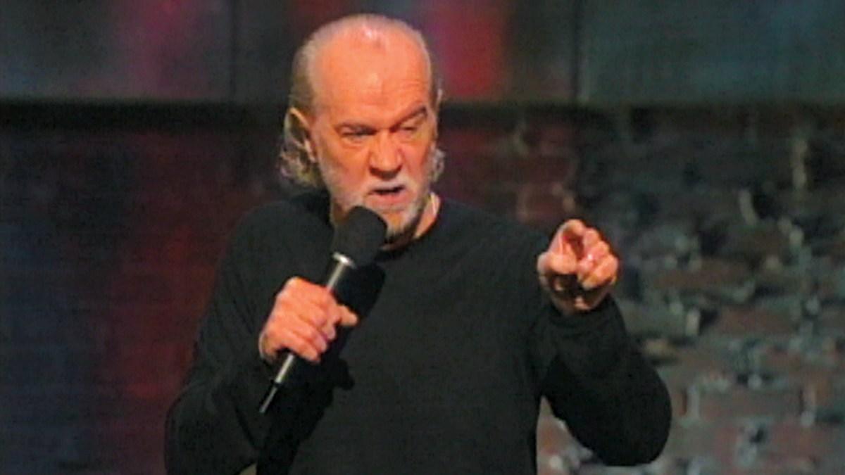 George Carlin in George Carlin: You Are All Diseased