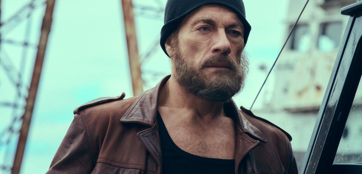 The Last Mercenary Cast - Jean-Claude Van Damme as Richard Brumère