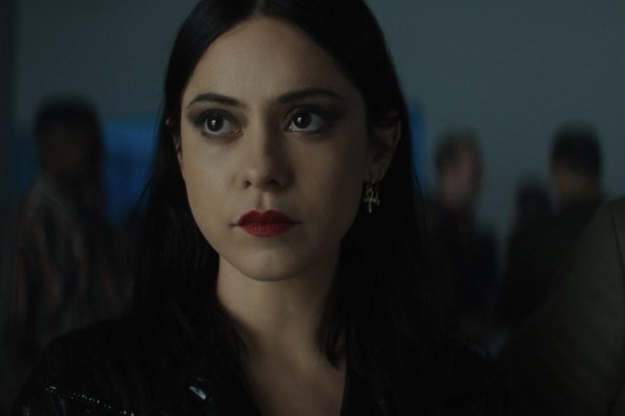 Brand New Cherry Flavor Cast - Rosa Salazar as Lisa Nova