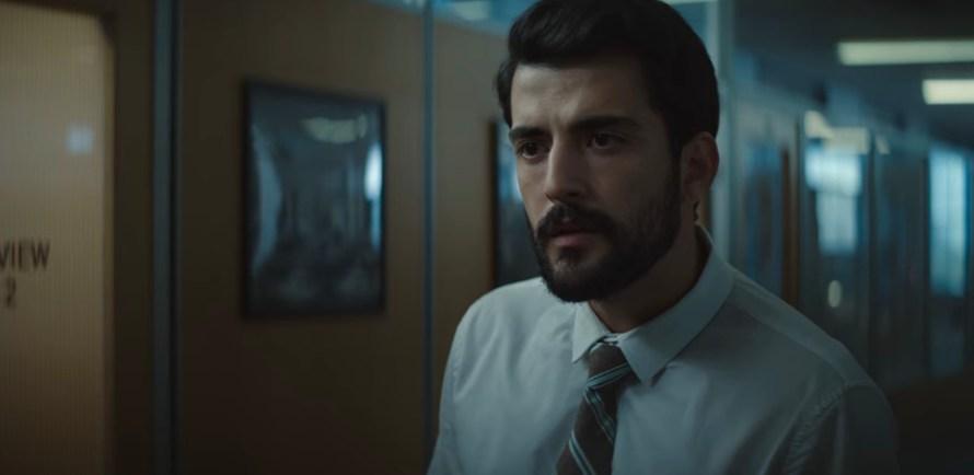 Clickbait Cast on Netflix - Phoenix Raei as Roshan Amir