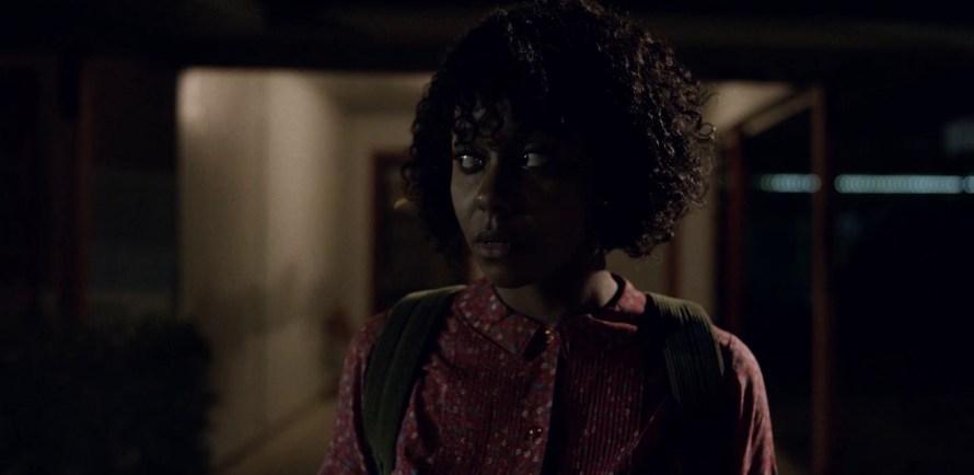 Jakob's Wife Cast - Nyisha Bell as Amelia Humphries